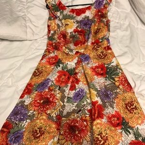 Adorable floral dress